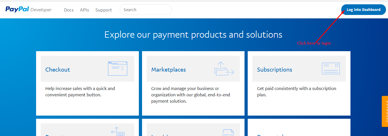 Login With Paypal Using Php