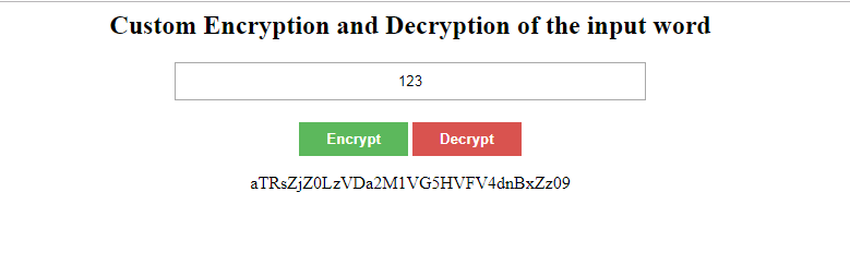 Encrypt and Decrypt word using openssl_encrypt and openssl_decrypt